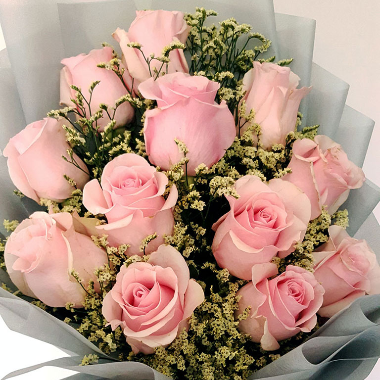 1-doz-Light-Pink-Ecuador-Roses-Bouquet
