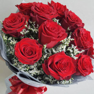 1-doz-Red-Roses-Round-Bouquet