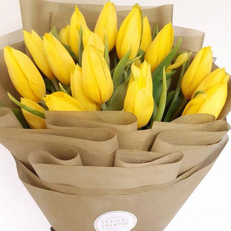 20-stems-Tulips-Bouquet