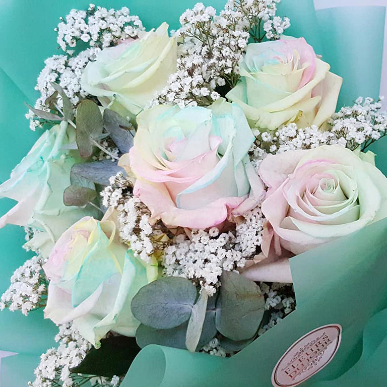 6-stems-Pastel-Roses-Bouquet